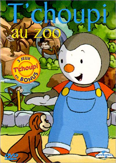 Volume 3 - T?Choupi au Zoo