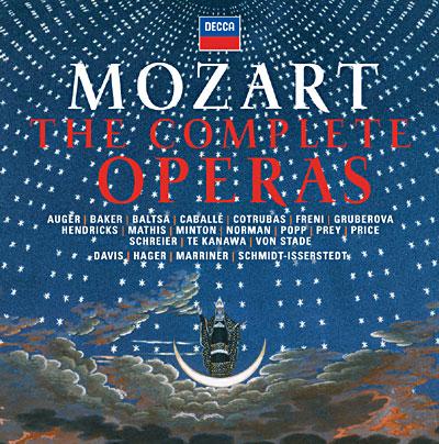 Intégrale des opéras - Coffret 44 CD
