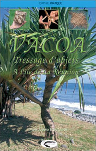 Vacoa, tressage d´objets à l´Ile de la Réunion