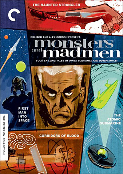 Monsters and Madmen - Edition Criterion - DVD Zone 1