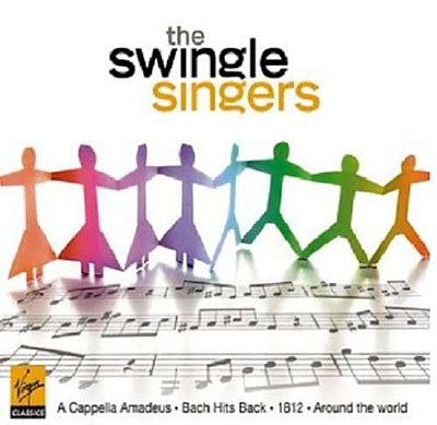 Swingle Singers anthology