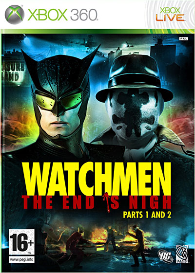 Watchmen : The end is nigh - Xbox 360