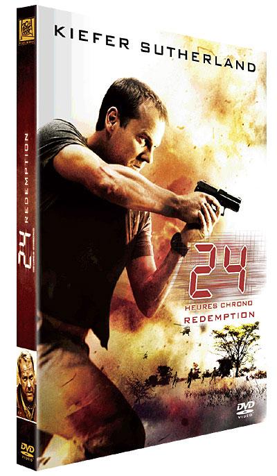 24 heures chrono : Redemption  VF télé-film