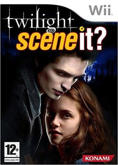 Scene it ? Twilight - Nintendo Wii