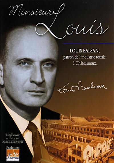 Mr Louis Balsan - Portrait