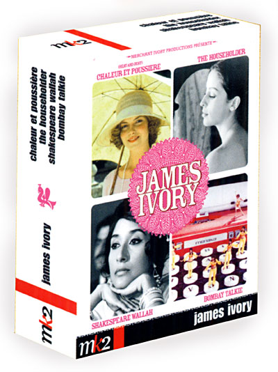 Coffret james ivory bollywood promodispo for Pamplemousse club piscine