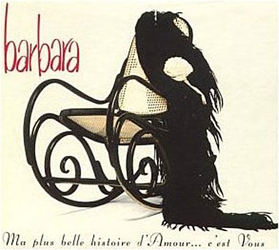 ma plus belle histoire d 39 amour c 39 est vous cd album en barbara tous les disques la fnac. Black Bedroom Furniture Sets. Home Design Ideas