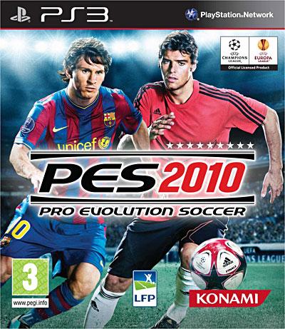 Pro Evolution Soccer 2010 - PES 2010 - PlayStation 3