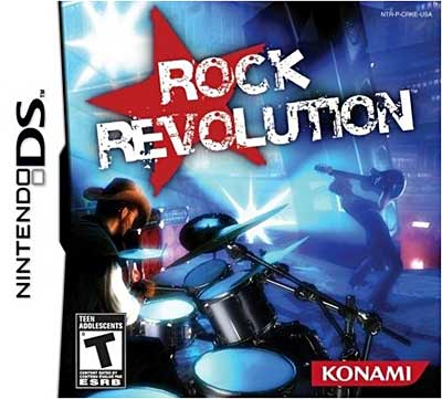 Rock Revolution - Nintendo DS