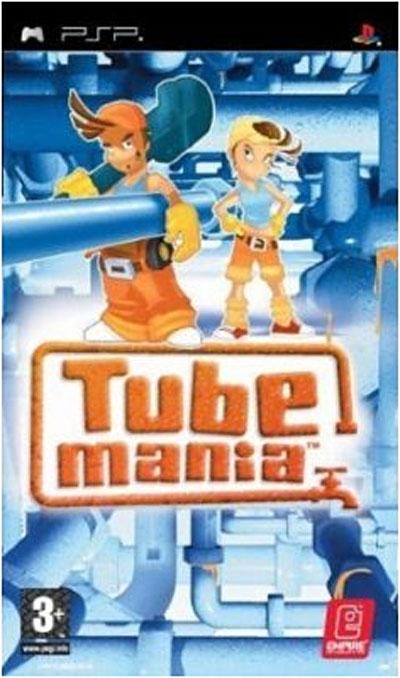 Tube Mania - PSP