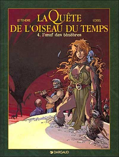 L' oeuf des ténèbres   Le Tendre, Serge (1946-....). Auteur