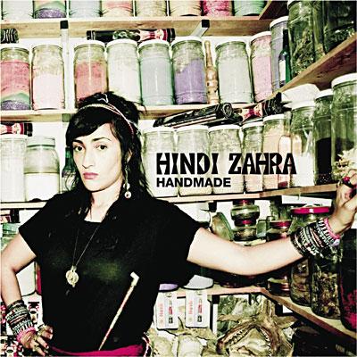 handmade hindi zahra cd album achat prix fnac. Black Bedroom Furniture Sets. Home Design Ideas