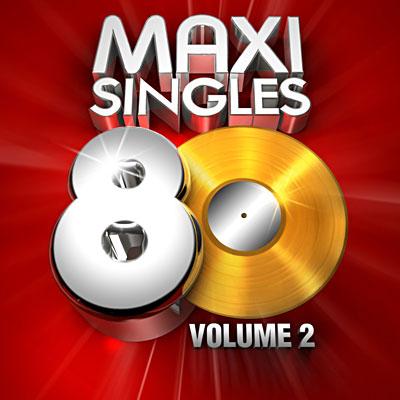 VA - Maxi Singles 80 Vol.2 (2008)