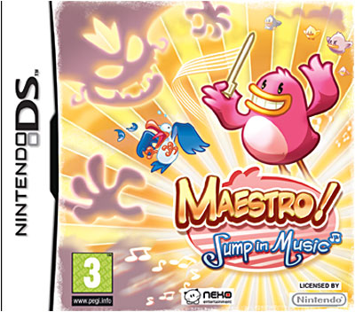 Maestro ! Jump in Music - Nintendo DS