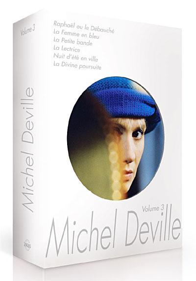 Coffret Deville Volume 3 - 6 films DVD