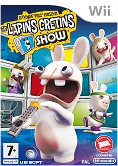 Rayman Prod Présente : The Lapins Cretins Show - Nintendo Wii