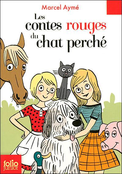 Les Contes du chat perché - Marcel Aymé