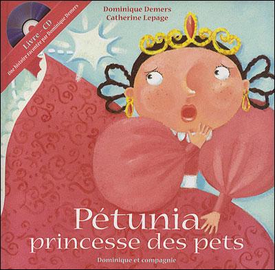 Pétunia, princesse des pets