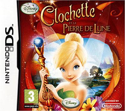 Fée clochette et la Pierre de Lune - Nintendo DS