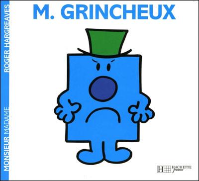 Monsieur Madame - Monsieur Grincheux - Roger Hargreaves - broché ...
