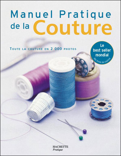 Manuel pratique de la couture broch collectif livre for Chambre de la couture