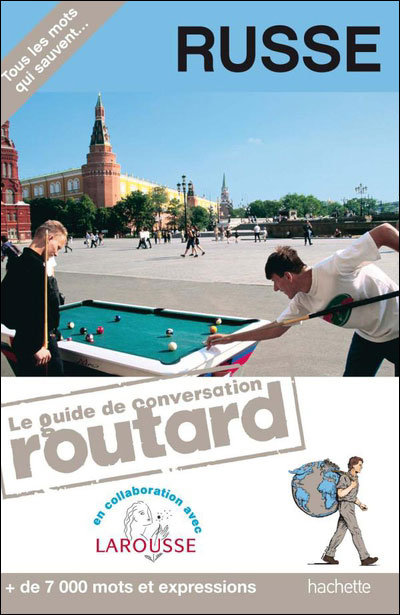 Image accompagnant le produit Le Guide du Routard Conversation Russe