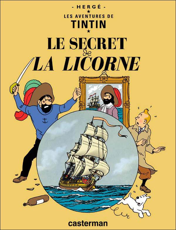 Couverture de Le secret de la Licorne - BD