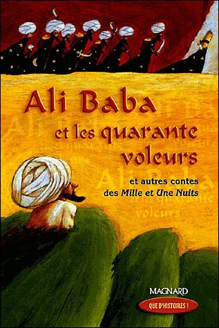 Le coin des lecteurs - Ali baba et les quarante voleurs