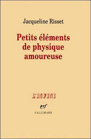 Petits elements de physique amoureuse