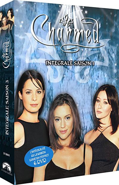 Charmed saison 3 en Français