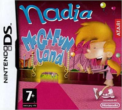 Nadia Megafunland - Nintendo DS