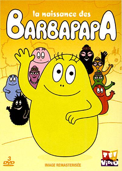 "Afficher ""Barbapapa La Naissance des Barbapapa"""