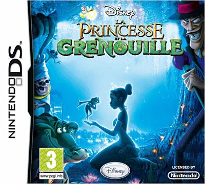La Princesse et la Grenouille - Nintendo DS