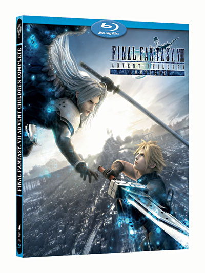 Final Fantasy VII - Advent Children - Version Longue - Blu-Ray