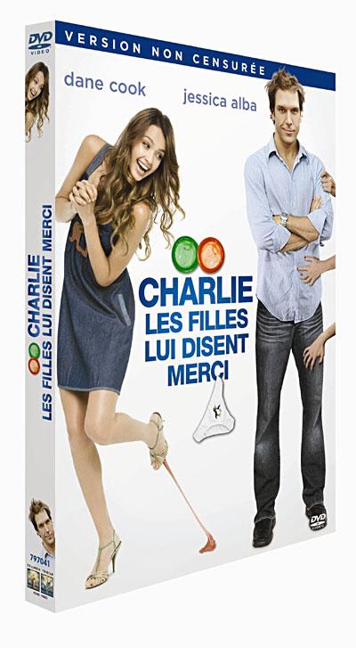 Charlie les filles lui disent merci