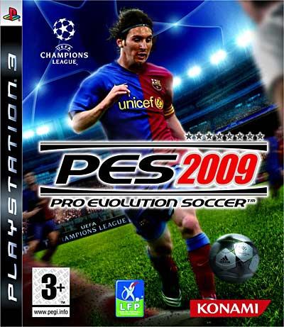Pro Evolution Soccer - PES 2009 - PlayStation 3