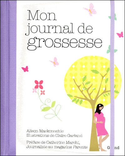 Mon journal de grossesse reli alison mackonochie for Magazine le journal de la maison
