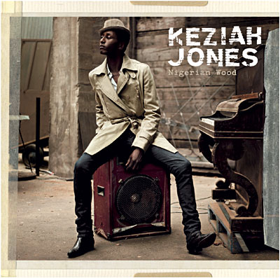 Keziah Jones- Nigerian Wood