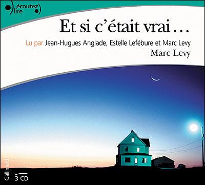 [EBOOKS AUDIO] MARC LEVY Et si c'était vrai [mp3 192kbps]