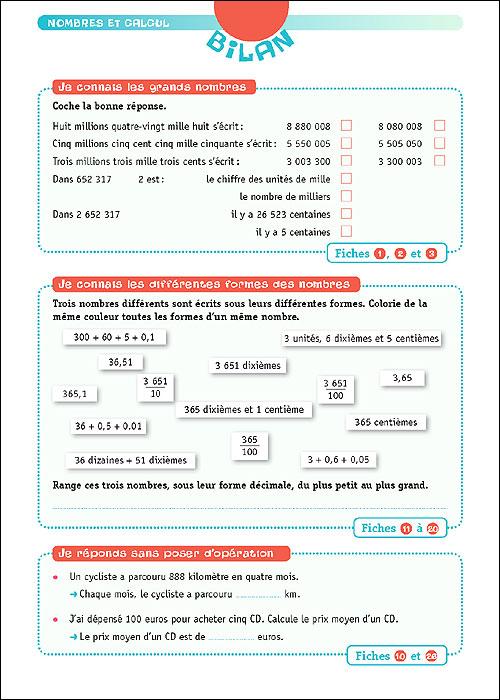 Sayten math matiques cm1 evaluation ce1 math fiche d for Comment apprendre les multiplications en jouant
