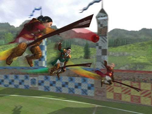 Fiche détaillée : Harry Potter : Coupe du Monde de Quidditch