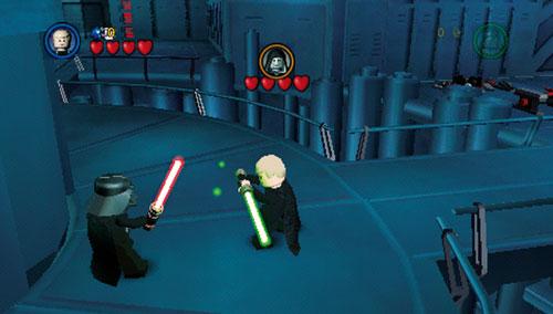Lego star wars 2 sur psp jeux vid o - Lego star wars tb tt ...