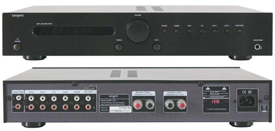 tangent integrated amplifier amp 100 1 tangent - Hifi audio
