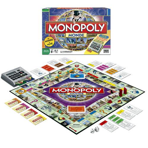 Monopoly Monde (version 2015)