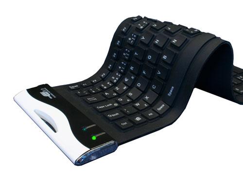 Clavier filaire, connexion sur port USB Compatible PC et Mac (sans les touches de raccourcis)