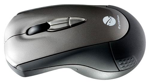 Souris sans fil à technologie optique avec technologie Gyroscopique brevetée MotionSense, compatible PC Connexion sur port USB