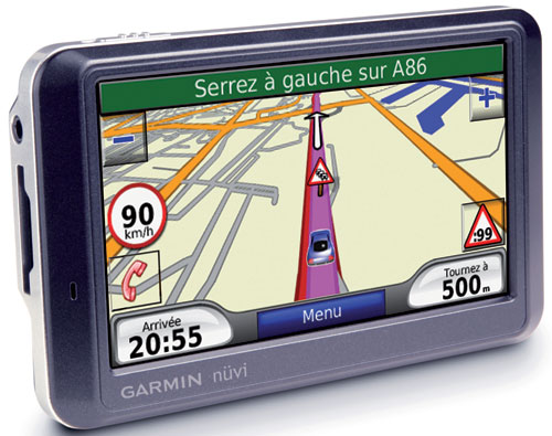 gps garmin nuvi 760 carte europe bluetooth fm mp3