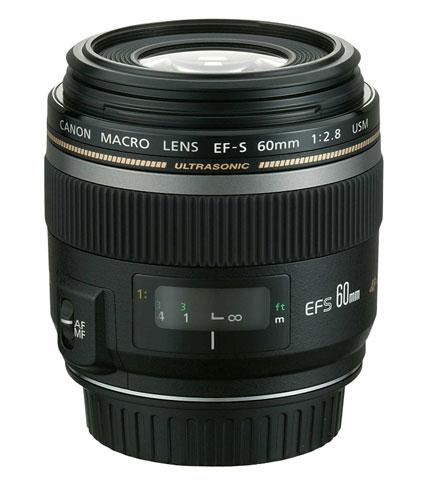 Canon EF-S 60 mm f/2.8 Macro USM EFS60MMF28MACROUSM