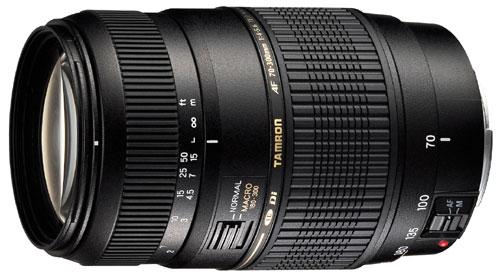 Tamron AF Di 70 - 300 mm f/4.0 - 5.6 LD Macro 1:2, Monture Canon AF AF70300MMF456DILDMACRO1:2MONTURECANON