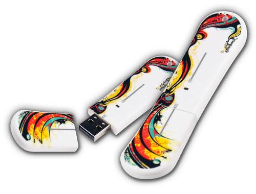 Mémoire externe, compatible PC et Mac Interface USB 2.0